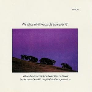 Windham Hill Records Sampler Vol.1 album cover