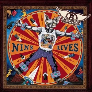 Nine Lives album cover