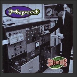 Scientific album cover