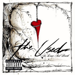 In Love And Death album cover