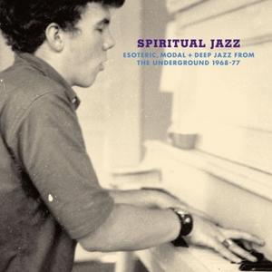 Spiritual Jazz album cover