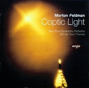 Feldman: Coptic Light album cover