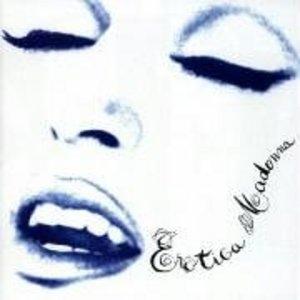 Erotica album cover