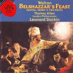 Walton: Belshazzar's Feast album cover