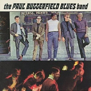 The Paul Butterfield Blues Band album cover