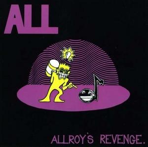 Allroy's Revenge album cover