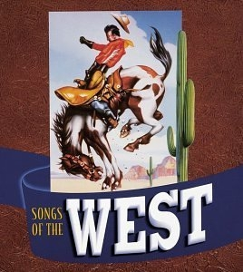 Songs Of The West album cover