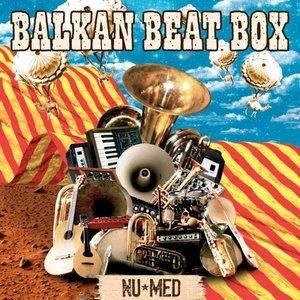 Nu Med album cover