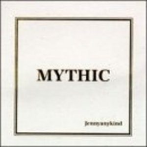 Mythic album cover
