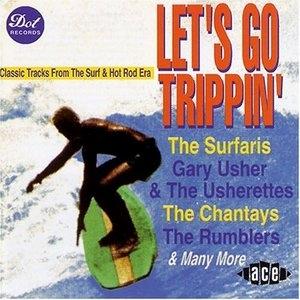 Let's Go Trippin' (Ace) album cover