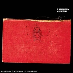 Amnesiac album cover