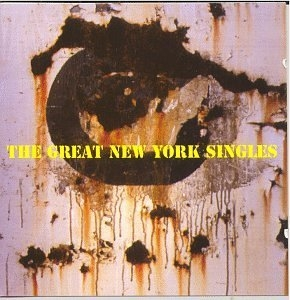 The Great New York Singles album cover