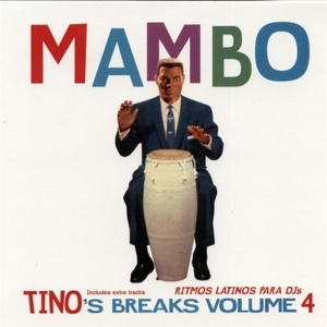 Tino's Breaks, Vol. 4: Mambo album cover