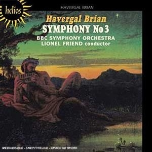 Brian-Symphony No3 In C Sharp Min album cover