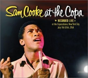 Sam Cooke At The Copa album cover