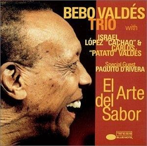 El Arte Del Sabor album cover