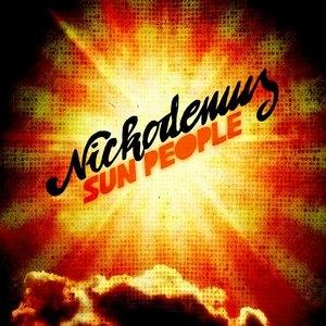 Sun People album cover