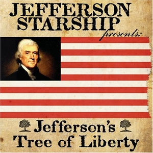 Jefferson's Tree Of Liberty album cover