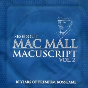 The Macuscript, Vol.2 album cover