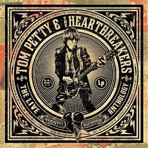 The Live Anthology album cover
