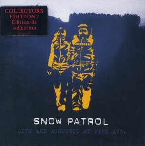 Live And Acoustic At Park Ave. album cover