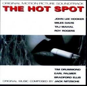 The Hot Spot (Original Motion Picture Soundtrack) album cover