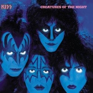 Creatures Of The Night album cover