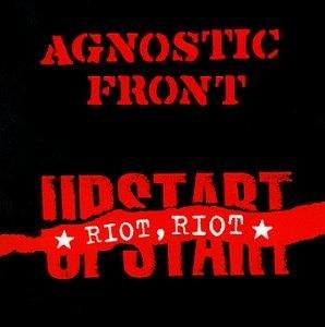 Riot Riot Upstart album cover