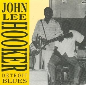 Detroit Blues album cover