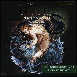 Haydn: Nelson Mass In D Min album cover
