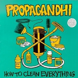 How To Clean Everything album cover