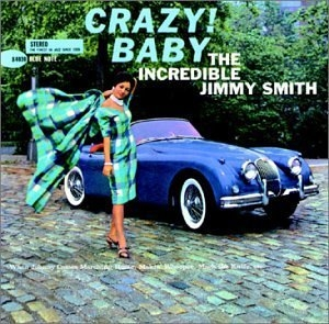 Crazy! Baby album cover