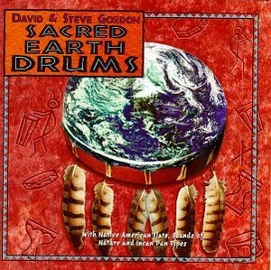 Sacred Earth Drums album cover