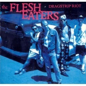 Dragstrip Riot album cover