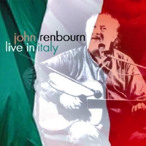 Live In Italy album cover