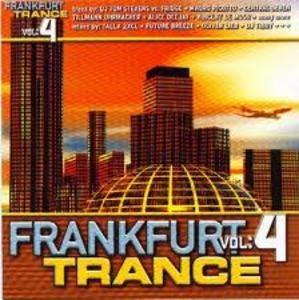 Frankfurt Trance, Vol.4 album cover