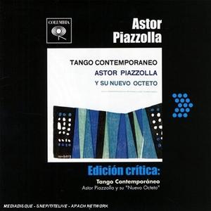 Tango Contemporaneo album cover