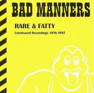 Rare And Fatty album cover