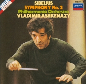 Sibelius: Symphony No. 2 album cover