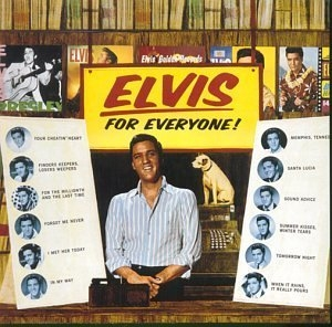 Elvis For Everyone album cover