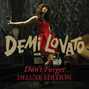 Don't Forget (Deluxe Edition) album cover