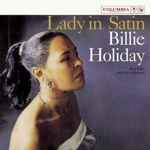 Lady In Satin album cover