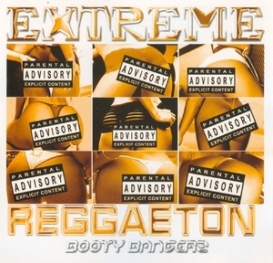 Extreme Reggaeton album cover