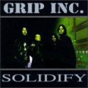 Solidify album cover