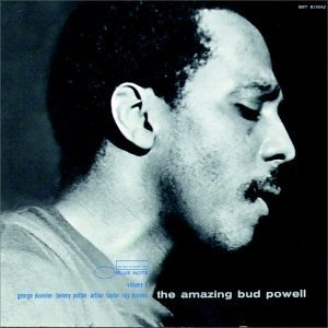 The Amazing Bud Powell Vol.2 (Exp) album cover