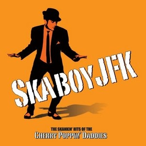 Skaboy JFK album cover