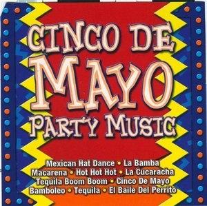 Cinco De Mayo Party Music album cover