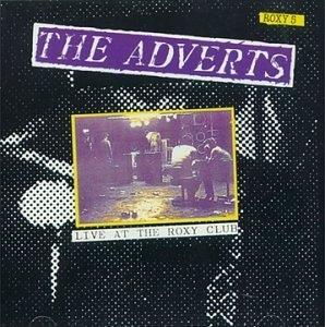 Live At The Roxy Club album cover