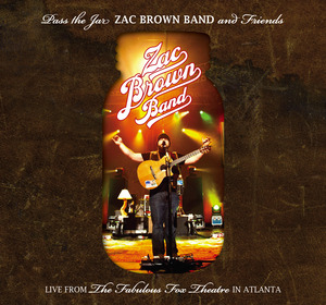 Pass The Jar: Live From The Fabulous Fox Theatre In Atlanta album cover