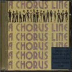 A Chorus Line (1975 Original Broadway Cast) album cover